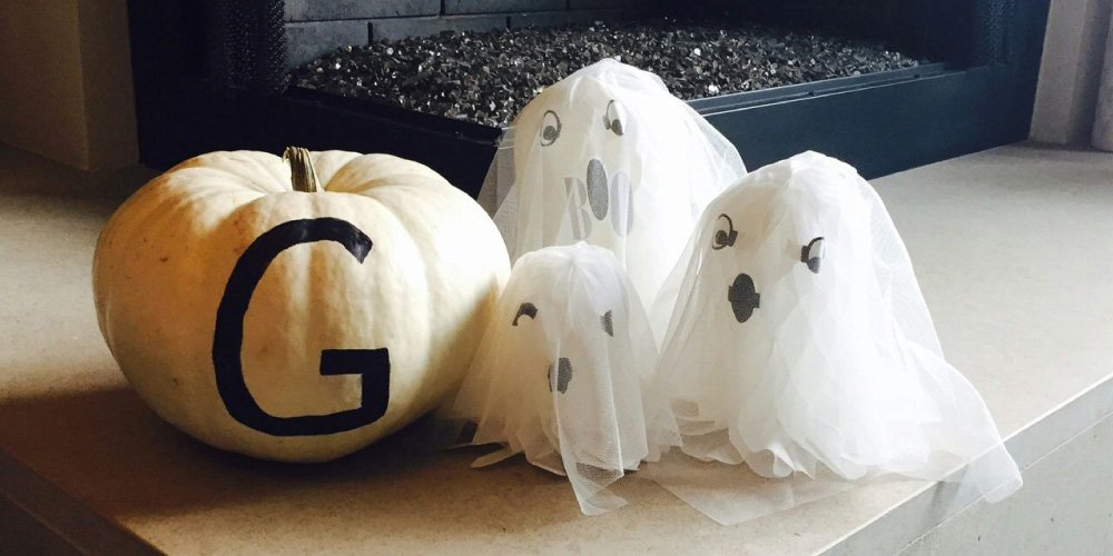 Monogramming Pumpkins