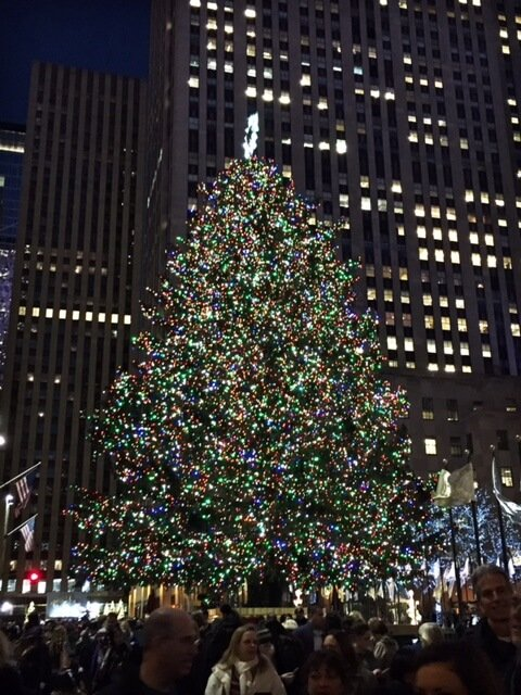 NYC Holiday Things To Do in December
