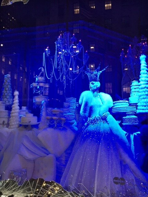 The Magic of Christmas Windows in New York