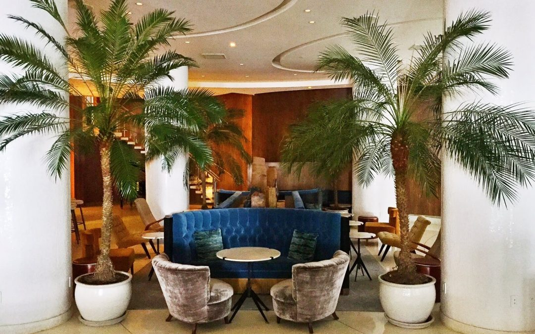 Miami Modern Lux Meets Swanky 1950's – Nautilus, a SIXTY Hotel