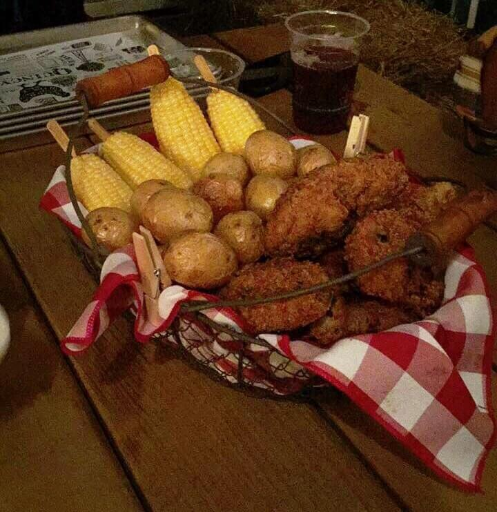 It's a Picnic at Quincy's Chicken Shack